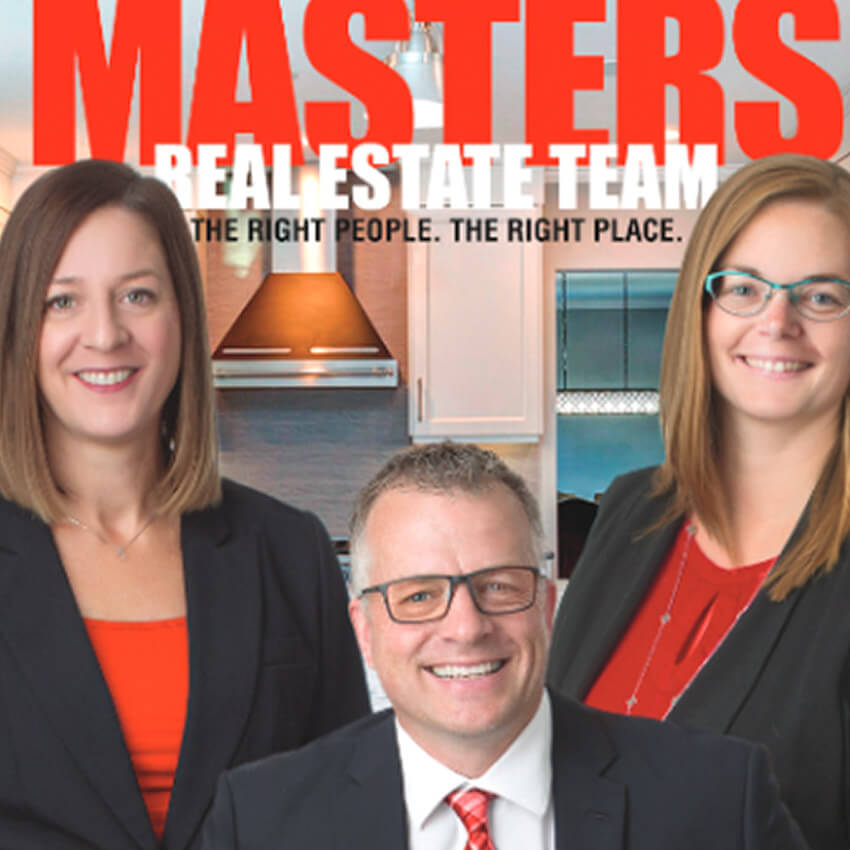 MASTERS REAL ESTATE – NEW WEBSITE