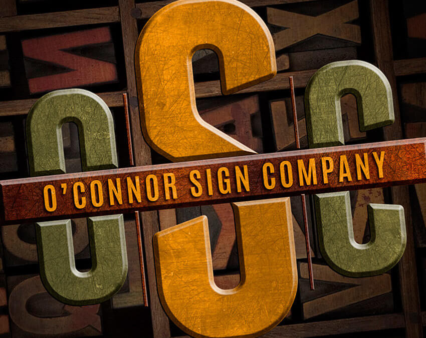 OCONNOR SIGN COMPANY – WEBSITE